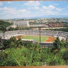 Coleccionismo deportivo: ESTADIO OLIMPICO DE ROMA. POSTAL SIN CIRCULAR. Lote 27248344