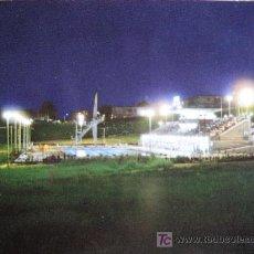 Coleccionismo deportivo: PISCINA DE ALVALADE. LUANDA. ANGOLA . CIRCULAD 1971. Lote 25493632
