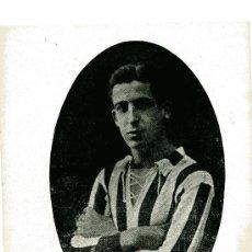 Coleccionismo deportivo: FOTO EN CARTULINA DE VILLAVERDE,SOBRE 1912 ,DEL SPORTING DE GIJON.. Lote 25252927