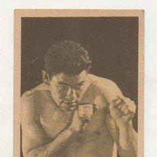 Coleccionismo deportivo: BOXEO. PAULINO UZCUDUN. CAMPEON DE EUROPA DE TODAS LAS CATEGORIAS.. Lote 15627349