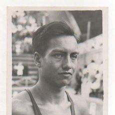 Coleccionismo deportivo: FOTOGRAFÍA ORIGINAL. 1935. NATACIÓN. 'SABATER'.. Lote 15638592