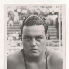 Coleccionismo deportivo: FOTOGRAFÍA ORIGINAL. 1935. NATACIÓN. 'LEPAGE'.. Lote 15638610