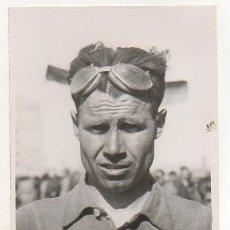 Coleccionismo deportivo: FOTOGRAFÍA ORIGINAL. CICLISMO. EL CICLISTA 'PAGÉS'. 17,5 X 12,5 CM. C. 1934.. Lote 15646369