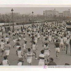 Coleccionismo deportivo: FOTOGRAFÍA ORIGINAL. 1935. ATLETISMO. CARRERA JEAN BOUIN. MOMENTO DE LA SALIDA. 13 X 18 CM.. Lote 16557745