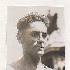 Coleccionismo deportivo: FOTOGRAFÍA ORIGINAL. 1934. ATLETISMO. JERONI JOAN. GUANYADOR DE LA XV JEAN BOUIN.. Lote 28277751