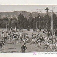 Coleccionismo deportivo: FOTOGRAFÍA ORIGINAL. 1936. ATLETISMO. XVII JEAN BOUIN. LA DIAGONAL POCO DEPUES DE LA SALIDA.. Lote 16561570