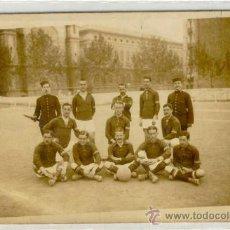 Coleccionismo deportivo: (5171-F)POSTAL FOTOGRAFICA EQUIPO DE FOOT-BALL AÑOS 10. Lote 17016876