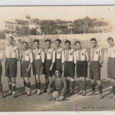 Coleccionismo deportivo: (5265-F)POSTAL FOTOGRAFICA DE EQUIPO MILITAR POSIBLEMENTE ARTILLERIA REGIMIENTO Nº7. Lote 18607997