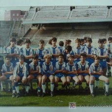 Coleccionismo deportivo: FOTOGRAFIA R.C.D. ESPAÑOL EQUIPO JUVENIL.. Lote 18869790