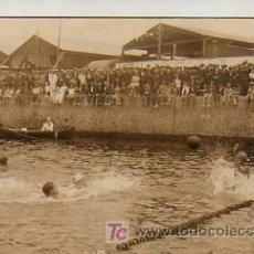Coleccionismo deportivo: FOTO POSTAL DE POLO ACUATICO WATER POLO -CLUB NATACION BARNA 20 CLUB NATACION POLO 7 -1921. Lote 19104663