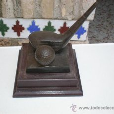 Coleccionismo deportivo: TROFEO DEPORTIVO DE GOLF. Lote 19515365