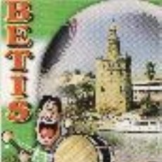 Coleccionismo deportivo: CALENDARIO BOLSILLO REAL BETIS 2010. Lote 20534637
