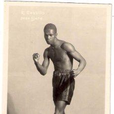 Coleccionismo deportivo: R.CASTILLO ( PESO LIGERO ). B.2. Lote 21630414