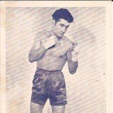 Coleccionismo deportivo: FOTO DEL BOXEADOR VIZCAINO. Lote 24636976