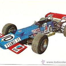 Coleccionismo deportivo: AUTOMOVILISMO: PYGMEE FÓRMULA II. MONTJUICH 1970. Lote 24622917