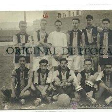 Coleccionismo deportivo: (F-132)POSTAL FOTOGRAFICA EQUIPO DE FOOT-BALL AÑOS 20. Lote 25510330