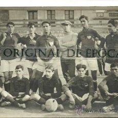 Coleccionismo deportivo: (F-133)POSTAL FOTOGRAFICA EQUIPO DE FOOT-BALL AÑOS 20. Lote 25510350