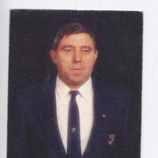 Coleccionismo deportivo: POSTAL CICLISMO DEL EQUIPO KAS, JOSE ANTONIO MUR. Lote 296020758