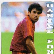 Coleccionismo deportivo: DANIEL FONSECA NUEVA SIN CIRCULAR AS ROMA CALCIO ITALIA. Lote 26867629
