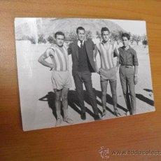 Coleccionismo deportivo: FOTO ECHA EN PETRES ALICANTE 1961. Lote 27488756