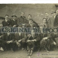 Coleccionismo deportivo: (PS-23338)POSTAL FOTOGRAFICA L¨AGUILA RECORT DE LA VISITA DEL R.C.D.ESPAYOL MARÇ 1923. Lote 27822888