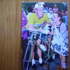 Coleccionismo deportivo: POSTAL DE RUDI ALTIG,CICLISMO,CICLISTAS,BICICLETAS.. Lote 30126743