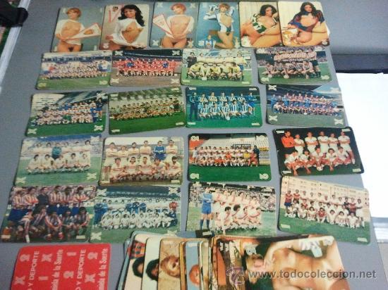 CARTAS QUINIELA DE LA SUERTE 1ªDIVISION AÑOS 70 (Coleccionismo Deportivo - Postales de otros Deportes )