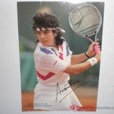 Coleccionismo deportivo: ARANTXA SANCHEZ VICARIO - LA FAMILIA. Lote 28637706