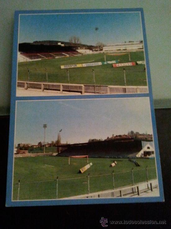 POSTAL DEL ESTADIO ALLMEND (FC LUZEM II SUIZA) (Coleccionismo Deportivo - Postales de otros Deportes )