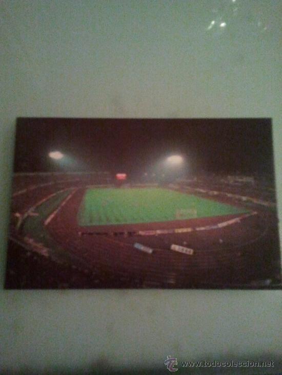 POSTAL DEL ESTADIO KOMABA DEL EQUIPO URAWA REDS DIAMONDS JAPON (Coleccionismo Deportivo - Postales de otros Deportes )