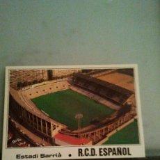 Coleccionismo deportivo: POSTAL SARRIA ESPAÑOL ESPANYOL. Lote 28652604