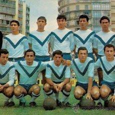Coleccionismo deportivo: POSTAL DEL C.D. EUROPA . AÑOS 65 O 70...APROX... Lote 28756577