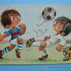 Coleccionismo deportivo: VALENCIA C.F - FUNDADO EN 1902. Lote 28803061