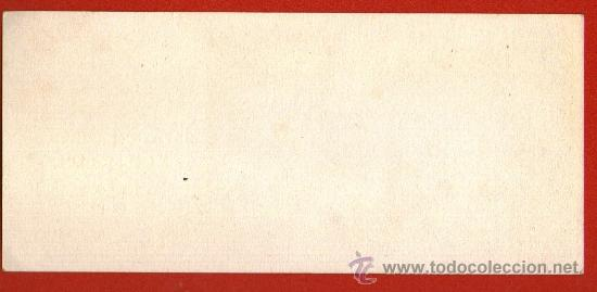 Coleccionismo deportivo: REVERSO. - Foto 2 - 29140019