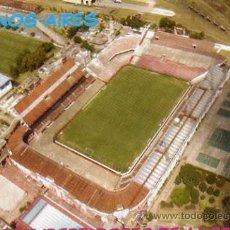 Coleccionismo deportivo: CAMPO DE FÚTBOL- CA INDEPENDIENTE - ARGENTINA - ESTADIO LIBERTADORES DE AMÉRICA -NUEVA SIN CIRCULAR . Lote 30415107