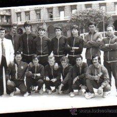 Coleccionismo deportivo: CÁDIZ, CAMPEONATO DE BOXEADORES, EQUIPO ANDALUCÍA, 18 POR 12CM. Lote 30716188