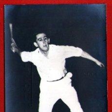 Coleccionismo deportivo: POSTAL PRIMER DÍA EMISIÓN: PELOTARI DE PALA - FECHA: 31-OCT-1960 - SIN USAR. Lote 30799744