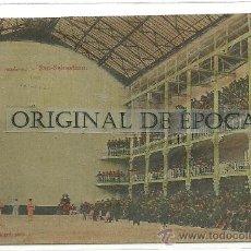 Coleccionismo deportivo: (PS-28331)POSTAL DE SAN SEBASTIAN-FRONTON JAI-ALAI.PELOTA VASCA. Lote 32305748