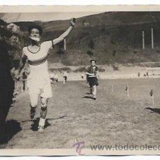Coleccionismo deportivo: ATLETISMO. CARRERA. (POSTAL FOTOGRÁFICA). . Lote 34103675