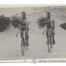 Coleccionismo deportivo: CICLISMO. (POSTAL FOTOGRÁFICA). . Lote 103580966