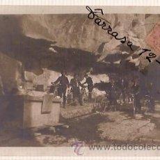 Coleccionismo deportivo: ANTIGUA POSTAL UPU TARRASA APLEC CICLISTIC ANY 1911 TEMA CICLISMO. Lote 34116880