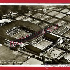 Coleccionismo deportivo: POSTAL ESTADIO CAMPO TENIS, ANTIGUA , WIMBLEDON INGLATERRA 1931 , ORIGINAL , P78406. Lote 38022732