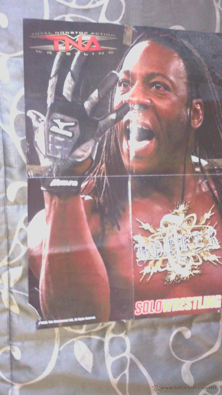 Coleccionismo deportivo: SOLO WRESTLING 2008 * POSTER A DOS CARAS * WWE - Foto 2 - 41567720