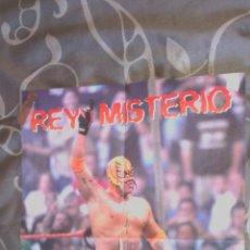 Coleccionismo deportivo: WRESTLING, POSTER A DOS CARAS *** REY MISTERIO ** WWE. Lote 41567767