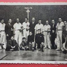 Coleccionismo deportivo: TARJETA POSTAL. JAI ALAI. SELLO FINÉZAS. Lote 49748912