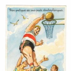 Coleccionismo deportivo: POSTAL FRANCIA BASKETBALL - BASKET - BALONCESTO. Lote 51124193