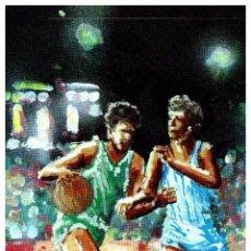 Coleccionismo deportivo: POSTAL BALONCESTO - BASKET - BASKETBALL. Lote 51616702