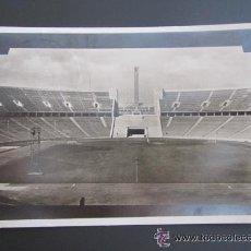 Coleccionismo deportivo: OLIMPIADA BERLÍN 1936. POSTAL ORIGINAL CIRCULADA. ALEMANIA . ESTADIO OLÍMPICO. Lote 51795076