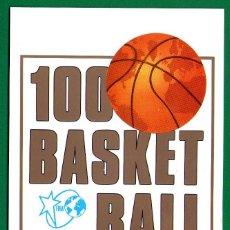 Coleccionismo deportivo: TARJETA POSTAL OFICIAL FIBA - 100 AÑOS DE BALONCESTO 1891-1991 - SIN CIRCULAR. Lote 52623530