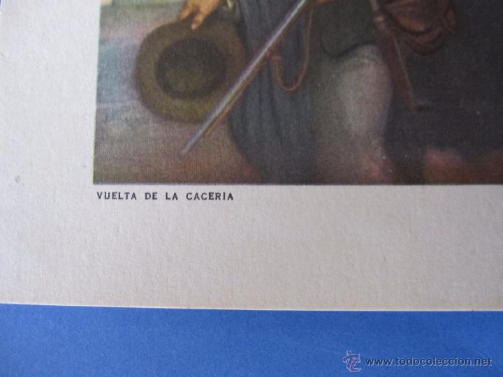 Coleccionismo deportivo: PROGRAMA ANTIGUO DE TIRADAS OFICIALES 1959 TIRO PICHON BADAJOZ ADELARDO COVARSI VUELTA DE LA CACERIA - Foto 3 - 53605801